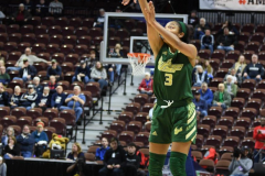 NCAA Women's Basketball AAC Quarterfinals - #4 Houston 55 vs. #5 USF 72 (82)