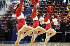 NCAA Women's Basketball AAC Quarterfinals - #4 Houston 55 vs. #5 USF 72 (84)