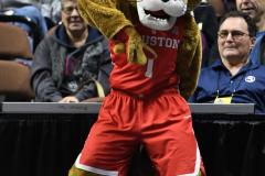 NCAA Women's Basketball AAC Quarterfinals - #4 Houston 55 vs. #5 USF 72 (86)
