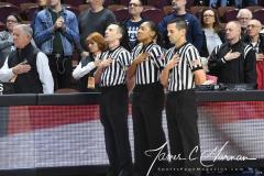 NCAA Women's Basketball AAC Quarterfinals - #4 Houston 55 vs. #5 USF 72 (9)