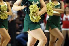 NCAA Women's Basketball AAC Quarterfinals - #4 Houston 55 vs. #5 USF 72 (92)