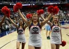 NCAA Women's Basketball AAC Tournament SF's - #1 UConn 82 vs. #5 Tulane 35- Photo (14)