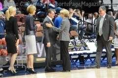 NCAA Women's Basketball AAC Tournament SF's - #1 UConn 82 vs. #5 Tulane 35- Photo (16)