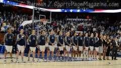 NCAA Women's Basketball AAC Tournament SF's - #1 UConn 82 vs. #5 Tulane 35- Photo (17)