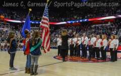 NCAA Women's Basketball AAC Tournament SF's - #1 UConn 82 vs. #5 Tulane 35- Photo (19)