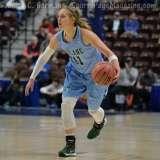 NCAA Women's Basketball AAC Tournament SF's - #1 UConn 82 vs. #5 Tulane 35- Photo (26)