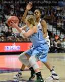 NCAA Women's Basketball AAC Tournament SF's - #1 UConn 82 vs. #5 Tulane 35- Photo (28)