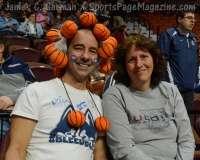 NCAA Women's Basketball AAC Tournament SF's - #1 UConn 82 vs. #5 Tulane 35- Photo (7)
