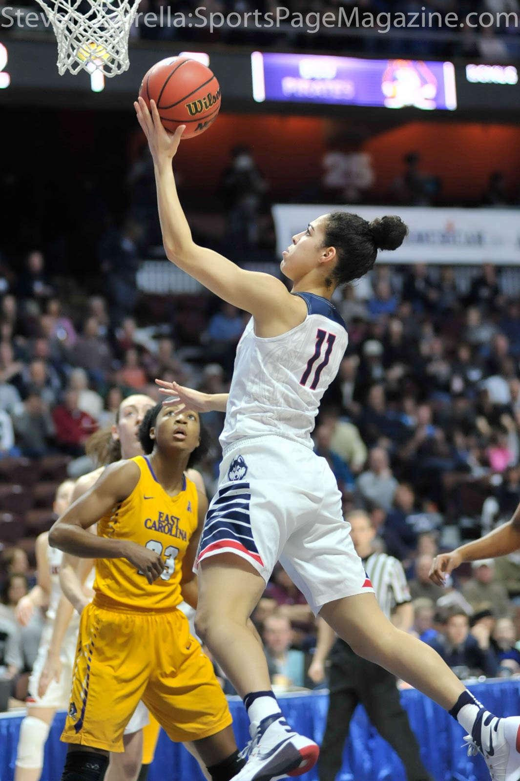 Gallery NCAA Women's Basketball: AAC Tournament SR - #1 UConn 92 vs #8 East Carolina 51 - Sports ...