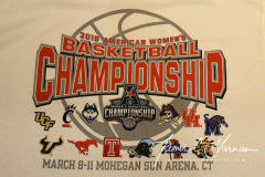 NCAA Women's Basketball AAC Tournament 1st Round - #7 Tulsa 61 vs. #10 Wichita State 50 (1)
