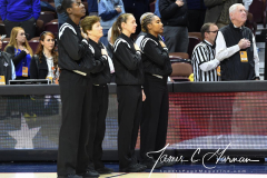 NCAA Women's Basketball AAC Tournament 1st Round - #7 Tulsa 61 vs. #10 Wichita State 50 (10)