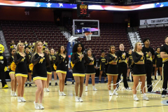 NCAA Women's Basketball AAC Tournament 1st Round - #7 Tulsa 61 vs. #10 Wichita State 50 (15)