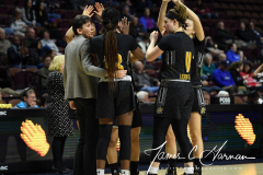 NCAA Women's Basketball AAC Tournament 1st Round - #7 Tulsa 61 vs. #10 Wichita State 50 (19)