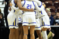 NCAA Women's Basketball AAC Tournament 1st Round - #7 Tulsa 61 vs. #10 Wichita State 50 (20)