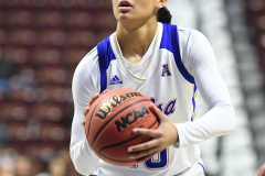 NCAA Women's Basketball AAC Tournament 1st Round - #7 Tulsa 61 vs. #10 Wichita State 50 (25)