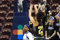NCAA Women's Basketball AAC Tournament 1st Round - #7 Tulsa 61 vs. #10 Wichita State 50 (27)