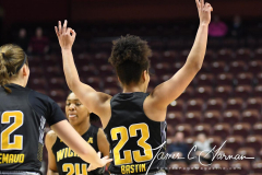 NCAA Women's Basketball AAC Tournament 1st Round - #7 Tulsa 61 vs. #10 Wichita State 50 (28)