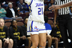 NCAA Women's Basketball AAC Tournament 1st Round - #7 Tulsa 61 vs. #10 Wichita State 50 (30)