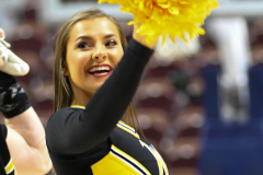 NCAA Women's Basketball AAC Tournament 1st Round - #7 Tulsa 61 vs. #10 Wichita State 50 (34)