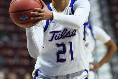 NCAA Women's Basketball AAC Tournament 1st Round - #7 Tulsa 61 vs. #10 Wichita State 50 (37)