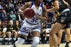 NCAA Women's Basketball AAC Tournament 1st Round - #7 Tulsa 61 vs. #10 Wichita State 50 (53)