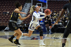 NCAA Women's Basketball AAC Tournament 1st Round - #7 Tulsa 61 vs. #10 Wichita State 50 (57)