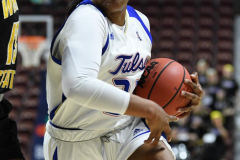 NCAA Women's Basketball AAC Tournament 1st Round - #7 Tulsa 61 vs. #10 Wichita State 50 (60)