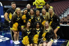 NCAA Women's Basketball AAC Tournament 1st Round - #7 Tulsa 61 vs. #10 Wichita State 50 (7)