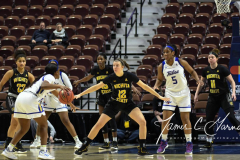 NCAA Women's Basketball AAC Tournament 1st Round - #7 Tulsa 61 vs. #10 Wichita State 50 (71)