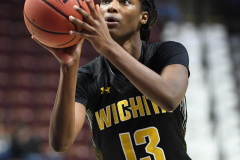 NCAA Women's Basketball AAC Tournament 1st Round - #7 Tulsa 61 vs. #10 Wichita State 50 (85)