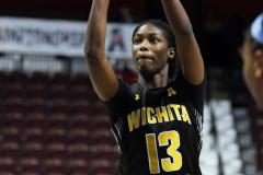 NCAA Women's Basketball AAC Tournament 1st Round - #7 Tulsa 61 vs. #10 Wichita State 50 (86)