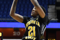 NCAA Women's Basketball AAC Tournament 1st Round - #7 Tulsa 61 vs. #10 Wichita State 50 (91)