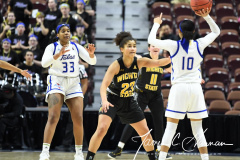 NCAA Women's Basketball AAC Tournament 1st Round - #7 Tulsa 61 vs. #10 Wichita State 50 (99)