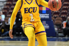 NCAA Women's Basketball AAC Tournament 1st Round #8 ECU 50 vs. #9 SMU 48 (12)