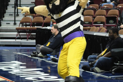 NCAA Women's Basketball AAC Tournament 1st Round #8 ECU 50 vs. #9 SMU 48 (2)