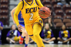 NCAA Women's Basketball AAC Tournament 1st Round #8 ECU 50 vs. #9 SMU 48 (21)