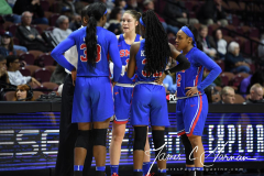 NCAA Women's Basketball AAC Tournament 1st Round #8 ECU 50 vs. #9 SMU 48 (27)