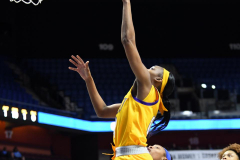 NCAA Women's Basketball AAC Tournament 1st Round #8 ECU 50 vs. #9 SMU 48 (41)