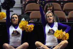 NCAA Women's Basketball AAC Tournament 1st Round #8 ECU 50 vs. #9 SMU 48 (60)