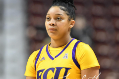 NCAA Women's Basketball AAC Tournament 1st Round #8 ECU 50 vs. #9 SMU 48 (65)