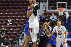NCAA Women's Basketball AAC Tournament - #6 Temple 58 vs #11 Memphis 59 (10)