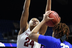 NCAA Women's Basketball AAC Tournament - #6 Temple 58 vs #11 Memphis 59 (11)