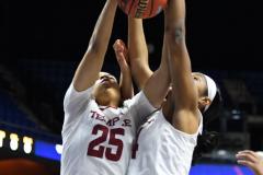 NCAA Women's Basketball AAC Tournament - #6 Temple 58 vs #11 Memphis 59 (12)