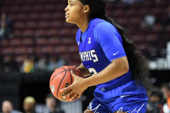 NCAA Women's Basketball AAC Tournament - #6 Temple 58 vs #11 Memphis 59 (13)
