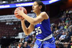 NCAA Women's Basketball AAC Tournament - #6 Temple 58 vs #11 Memphis 59 (14)