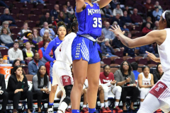 NCAA Women's Basketball AAC Tournament - #6 Temple 58 vs #11 Memphis 59 (18)