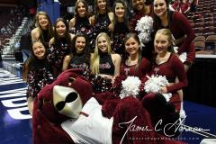 NCAA Women's Basketball AAC Tournament - #6 Temple 58 vs #11 Memphis 59 (2)