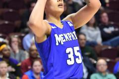 NCAA Women's Basketball AAC Tournament - #6 Temple 58 vs #11 Memphis 59 (20)