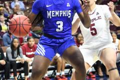 NCAA Women's Basketball AAC Tournament - #6 Temple 58 vs #11 Memphis 59 (23)
