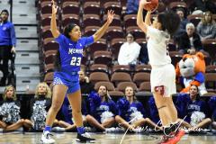 NCAA Women's Basketball AAC Tournament - #6 Temple 58 vs #11 Memphis 59 (24)